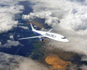 Blue Air a inaugurat ruta Bucuresti - Tel Aviv