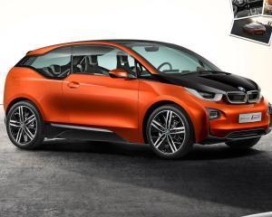 BMW a lansat BMW i3, prima masina electrica produsa in masa