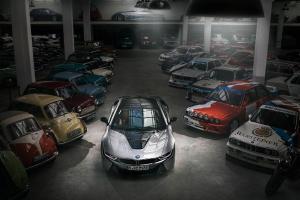 BMW i8 (i12) nu va mai fi produs din aprilie 2020