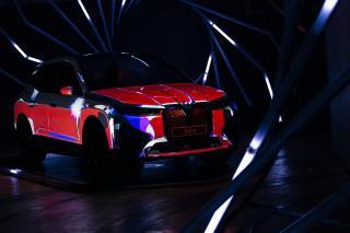 BMW iX, lansare oficiala grandioasa in Romania