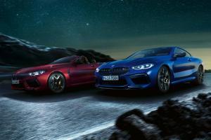 BMW a lansat M8 Coupe si M8 Cabriolet