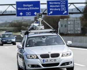 Studiu: 9% din masini vor fi autonome in 2035