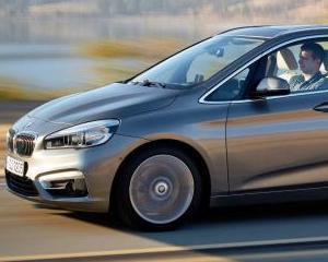 Pe viitor, grupul BMW va miza pe autoturismele cu tractiune fata