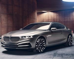 BMW si Pininfarina au creat masina de vis, Gran Lusso Coupe