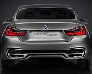 Noul BMW Seria 4 Coupe, de la 40.796 euro cu TVA