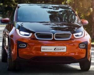 BMW i3 va fi cel mai scump EV din Europa