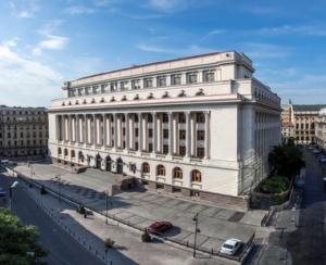 Exercitiu de evacuare la sediul central al Bancii Nationale a Romaniei