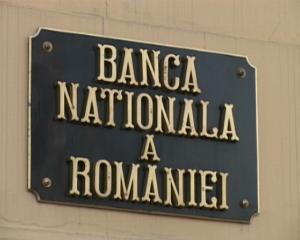 Rezervele valutare ale BNR au scazut cu aproape 1,2 miliarde de euro