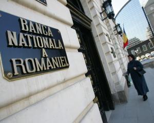 Rezervele valutare ale Romaniei s-au diminuat cu 384 milioane de euro