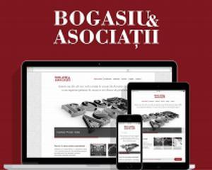 """Bogasiu & Asociatii"" are site creat de Maguay"