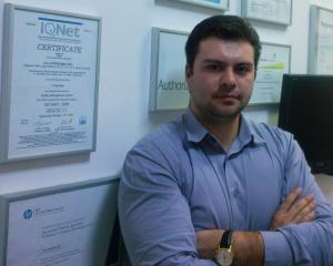 Bogdan Rohan, Manager General HyperCubic IT Outsourcing: