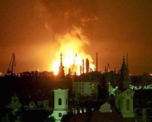 24 martie 1999: NATO bombardeaza Iugoslavia