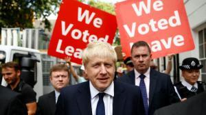 Boris Johnson este noul premier al Marii Britanii. Ideea unui Brexit fara acord prinde contur