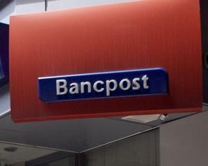 Bancpost a facut profit net de 35,2 milioane lei in 2015