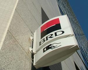 Pierderi de 385 de milioane de lei pentru BRD