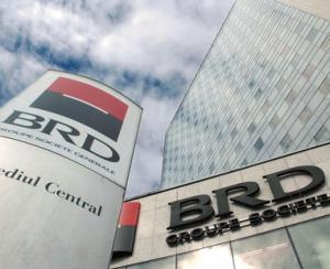 BRD a obtinut un profit net de 467 de milioane de lei, de aproape sapte ori mai mare fata de 2014