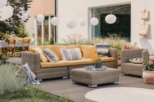 Cum sa amenajezi terasa: 4 sfaturi utile pentru a crea un spatiu practic