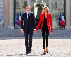 Ce mananca Brigitte Macron pentru a-si pastra silueta  Secretul, dezvaluit chiar de bucatarul ei