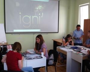 Britanica Learning Centre a deschis un nou sediu, care ofera si altfel de cursuri decat de limbi straine