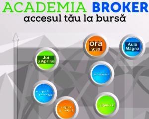 Roadshow-ul de educatie bursiera Academia Broker continua la Timisoara