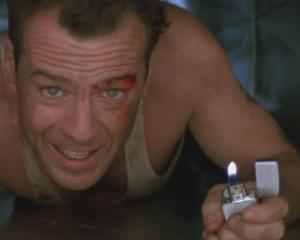 Si Bruce Willis nu mai vine...