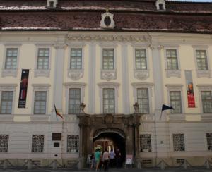 Pe Tripadvisor, Muzeul National Brukenthal este vazut din ce in ce mai bine