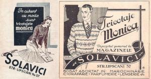 Cum aratau reclamele in anii '30: Afise savuroase dintr-o alta epoca