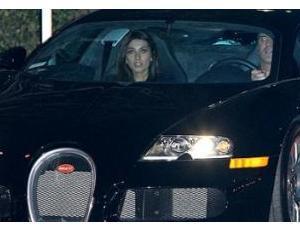 Bugatti-ul lui Simon Cowell, vandut la licitatia Barrett-Jackson