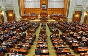 Parlamentul si presedintele - ping pong cu Bugetul. Legea a fost adoptata fara nicio modificare