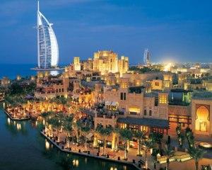 Hub-ul financiar al Dubaiului vede o crestere