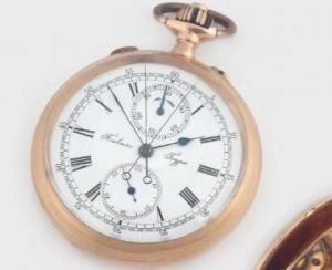 Artmark vinde un ceas de buzunar care a apartinut Casei Regale Romanov