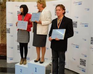 Ana Maria Branza si-a adaugat in palmares titlul de Campion al Binelui