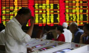 Bursa chinezeasca se prabuseste, iar unda de soc ajunge si in Europa