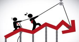 Zi neagra la Bursa de Valori Bucuresti: A incheiat tranzactiile cu una dintre cele mai mari scaderi la nivel global