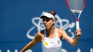 Mihaela Buzarnescu cucereste primul titlu WTA si intra in top 20. Reactia Simonei Halep