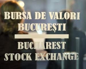 La BVB s-au facut tranzactii de 176 milioane de lei