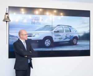 Busa de Valori Bucuresti extinde indicii BET si BET-TR la 12 companii