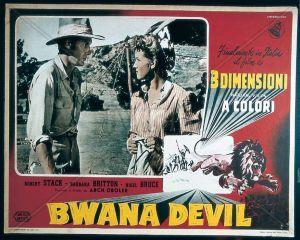 26 noiembrie 1952: Ziua in care a fost difuzat intr-o sala de cinema primul film 3-D