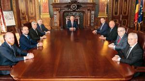 Noul Consiliu de administratie al BNR si-a inceput mandatul