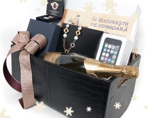 Cadouri de sarbatori: IMM-urile ofera 50 de cosuri cadou, in timp ce corporatiile ajung si la 200