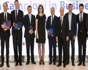 Cine sunt castigatorii Galei CAMPIONI IN BUSINESS in 2015