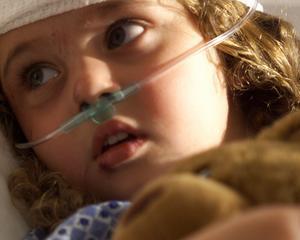 Cancerul a doua cauza de mortalitate in randul copiilor romani