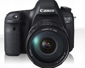 Canon, premiat de EISA pentru doua aparate foto si un obiectiv
