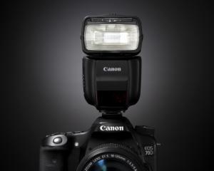 Canon lanseaza blitul SPEEDLITE 430EX III- RT