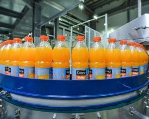 Coca-Cola a investit 22 de milioane de euro in noua linie de imbuteliere Cappy Pulpy
