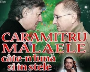 """""""Caramitru - Malaele Cate-n luna si in stele"""" revine pe scena, inainte de Craciun"""
