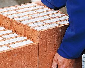 Wienerberger: Rezultatele solide se obtin caramida cu caramida
