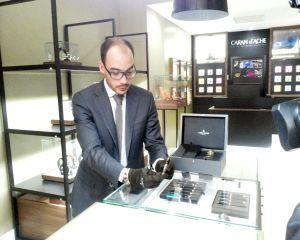 Semnatura elvetiana  Caran d'Ache deschide primul magazin din Romania
