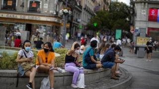 Cum arata viata in Madrid, prima capitala europeana care a revenit la carantina