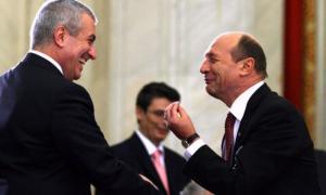 Greii politicii romanesti, blocati in case de Ordonanta Militara: Tariceanu, Basescu, Nastase, Iliescu, pot iesi afara doar doua ore pe zi